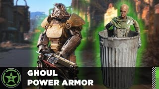 getlinkyoutube.com-Things to Do In Fallout 4 – Ghoul Power Armor