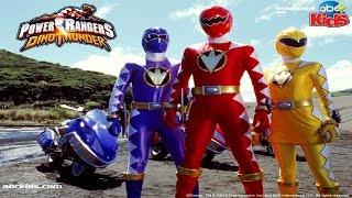 getlinkyoutube.com-Power Rangers Dino Thunder Walkthrough Complete Game Movie