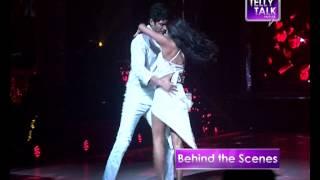 getlinkyoutube.com-Jhalak Dikhhla Jaa 6 : Siddharth Shukla & Mohena dance rehearsal