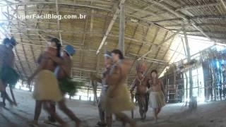 getlinkyoutube.com-Aldeia Indigena indios Manaus - Amazon Indians Manaus Brazil