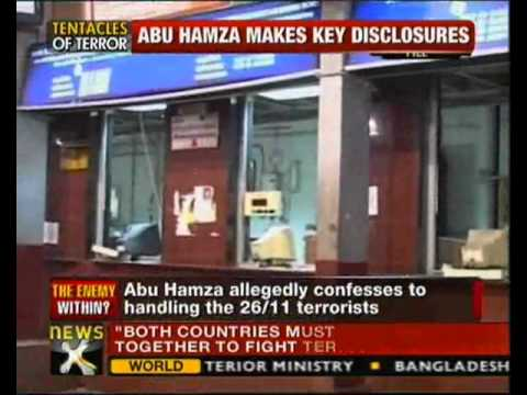 26/11 control room was located in Karachi: Abu Hamza - NewsX