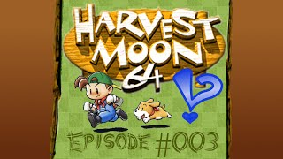 getlinkyoutube.com-Harvest Moon 64 - Episode 003 - Farm Business