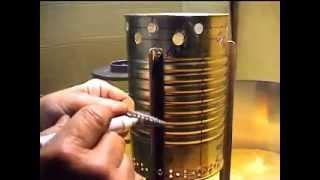 getlinkyoutube.com-Tutorial stufa 2 kg piro-gas, insegnamento ,costruzione e misure