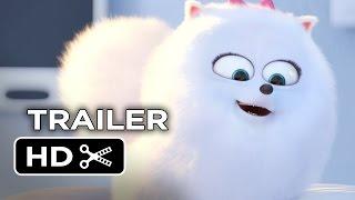 getlinkyoutube.com-The Secret Life of Pets Teaser TRAILER 1 (2016) - Jenny Slate, Ellie Kemper Animated Movie HD