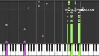 Boyfriend - Janus (Piano)