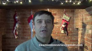 Two Minute Ministries Chapter 1 Five Small Words - What