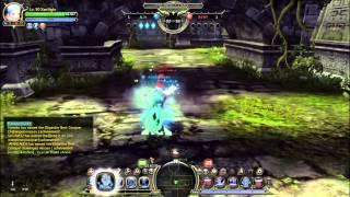 getlinkyoutube.com-Dragon Nest -  PvP -  Physician vs Elestra (1v1)