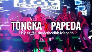 BOOM !!! TONG MURNI MEMANG x PAPEDA_SUNSET SQUAD FAMZ ( LIVE PERFORM AT ALTITUDE THE CLUB MANADO )