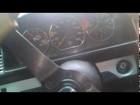 Снятие щитка приборов Mercedes w124