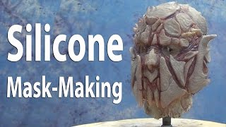 Silicone Mask Making - Casting Process