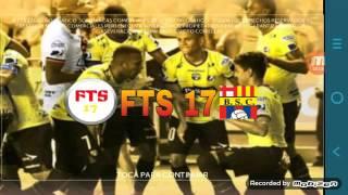 getlinkyoutube.com-FTS 15 AHORA FTS 17 BARCELONA SC VS REAL MADRID