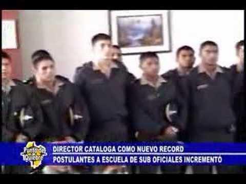 Canal31 - Postulantes a escuela de sub oficiales incrementa