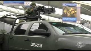 """getlinkyoutube.com-Presenta Ejército su nuevo vehículo """"Sandcat"""""""