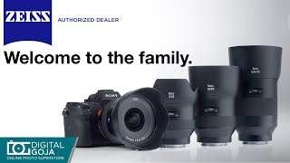 Zeiss Authorized Dealer   Digital Goja   Welcome To The Family Zeiss