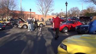 getlinkyoutube.com-Kannapolis Cruise-In Classic Car Show 2014