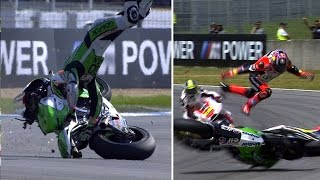 getlinkyoutube.com-MotoGP™ 2014 Biggest crashes