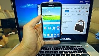 getlinkyoutube.com-How To Unlock Samsung Galaxy S5 - Very simple and Easy.
