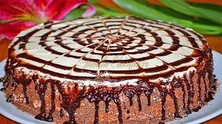 getlinkyoutube.com-Reteta Tort cu ciocolata alba si ananas - partea 1/2   JamilaCuisine