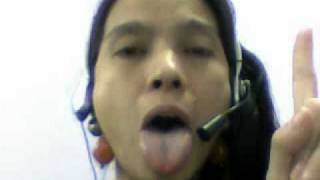 getlinkyoutube.com-How to warm up your voice before singing #2- tongue exercise  Voice Lessons