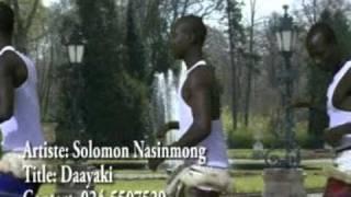 getlinkyoutube.com-Chanson Moba : Daayaki de l'artiste Solomon Nasinmong - Dapaong Togo