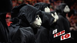 Top 10 Raw moments: WWE Top 10, November 17, 2015