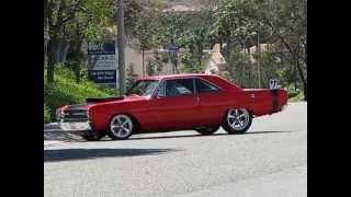 "getlinkyoutube.com-1969 Dodge Dart ""Poison"" Hemi Start Turn Around"