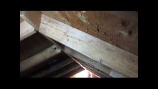 getlinkyoutube.com-HOW TO REPAIR A SPLIT RAFTER
