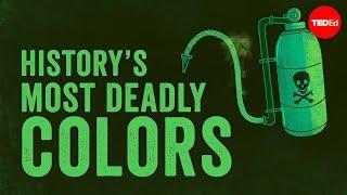 History's deadliest colors - J. V. Maranto width=