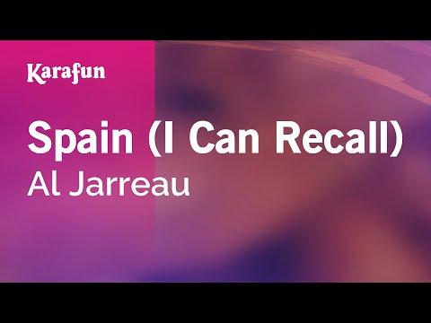 Karaoke Spain (I Can Recall) - Al Jarreau * -gKhM4x_Sx9A