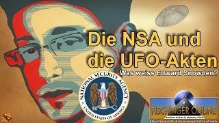 getlinkyoutube.com-Die NSA und die UFO-Akten - Was weiss Edward Snowden wirklich?
