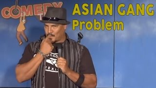 getlinkyoutube.com-Stand Up Comedy by Luke Torres - Asian Gang Problem