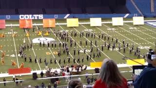 getlinkyoutube.com-Lewis Cass KINGS 2015 State Marching Competition