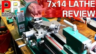 getlinkyoutube.com-Over a Year Later: A Full G0765 7x14 Mini Lathe Review!