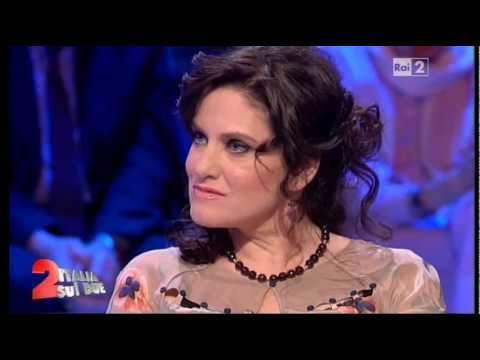 Gianna Jessen a Italia sul Due - 6-2-2012, Rai Due