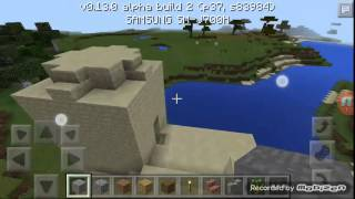 getlinkyoutube.com-Minecraft pe0.13.0seed سيد ماين كرافت قلعه الصحراء