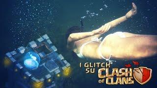 I GLITCH PIU' ASSURDI DI CLASH OF CLANS! Clash of Clans Ita - Best Glitches!