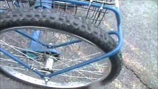 getlinkyoutube.com-SHTF Bug Out Trike Bike