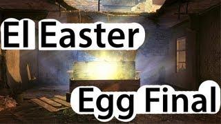 getlinkyoutube.com-Easter Egg Final | FEAR TEDDY, El Diablo y asociaciones con Black Ops 1 | Capitulo 1