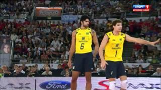 getlinkyoutube.com-2010 FIVB Men's World Championship Final - Brazil vs Cuba clip5