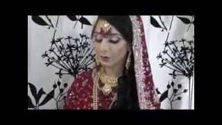 getlinkyoutube.com-Asian Bridal Makeup charmed beauty