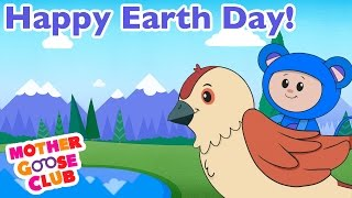 getlinkyoutube.com-Earth Is Our Home | Mother Goose Club Songs for Children
