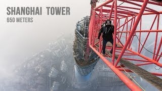 getlinkyoutube.com-Shanghai Tower (650 meters)