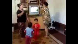 getlinkyoutube.com-رقص تركمانيه  عائلي خاص بنات