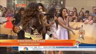 getlinkyoutube.com-Fifth Harmony - Miss Movin' On / Me & My Girls (Today Show Performance)