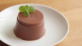 getlinkyoutube.com-초코에몽으로 초코우유 푸딩만들기! 과연 그 맛은? : chocolate drink pudding