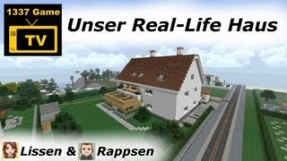 getlinkyoutube.com--=Minecraft Special=- Unser Real-Life Haus