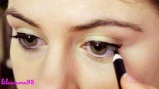 getlinkyoutube.com-Simple Everyday Eyeliner