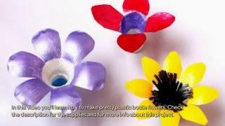 Kreatif Yuuk-Membuat Kerajinan Tangan Dari Tutup Botol Plastik Bekas