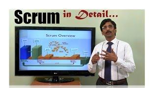 getlinkyoutube.com-What is Scrum? Agile Scrum in detail...