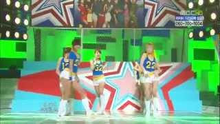 getlinkyoutube.com-100130 SNSD - Oh! @ Comeback Stage Music Core